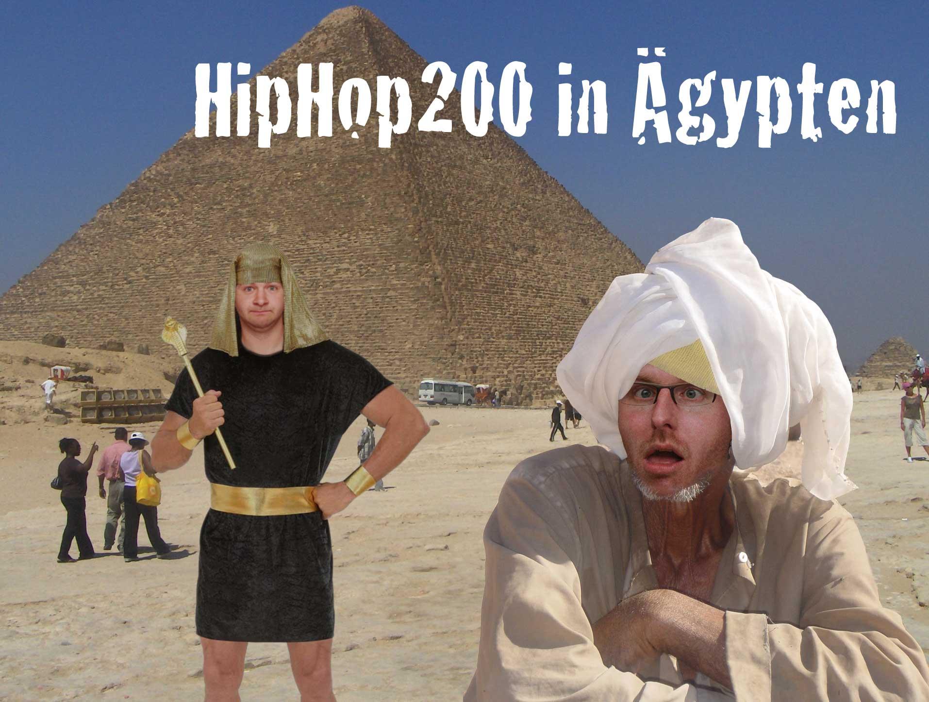 HipHop200 in �gypten